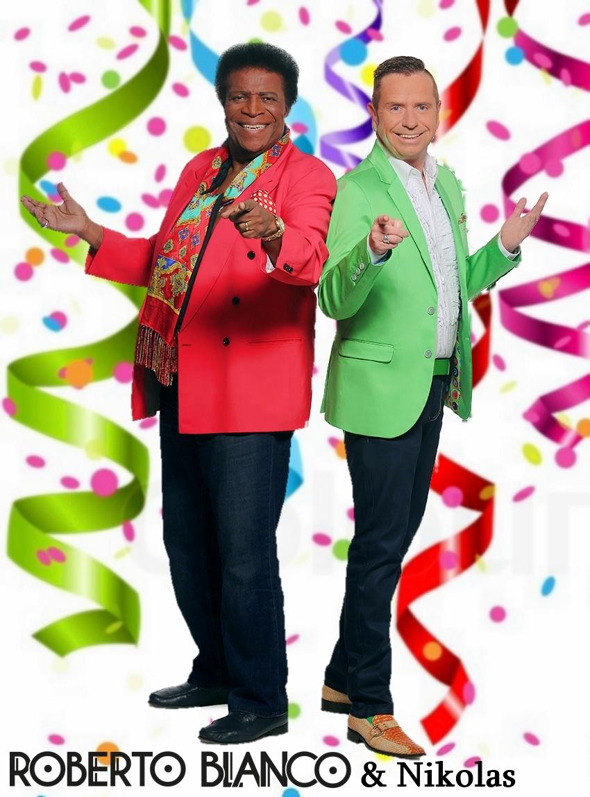 Roberto Blanco & Nikolas